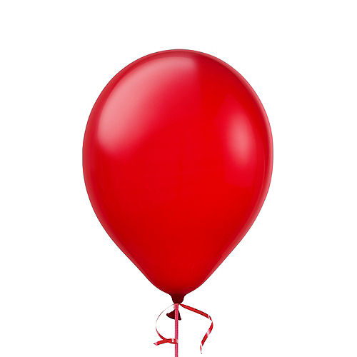 Red Pearl Balloon, 12in, 1ct Image #1