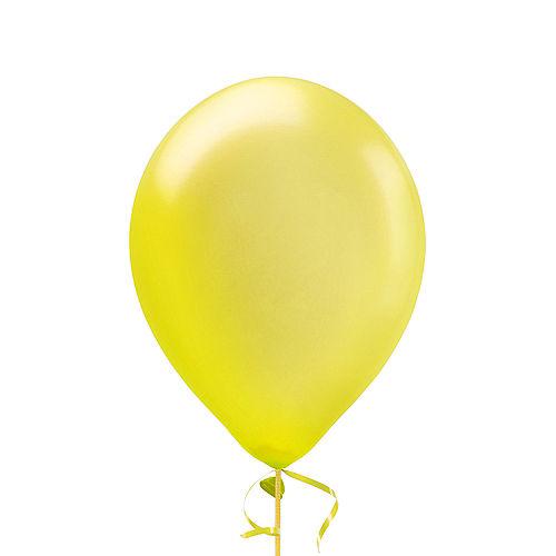Sunshine Yellow Pearl Balloon, 12in, 1ct Image #1