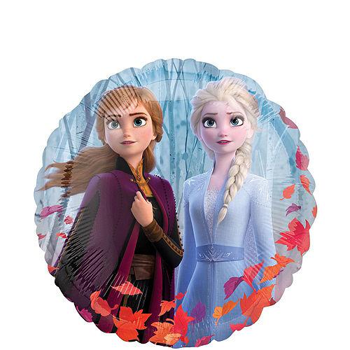 Frozen 2 Deluxe Airwalker Balloon Bouquet, 8pc Image #3