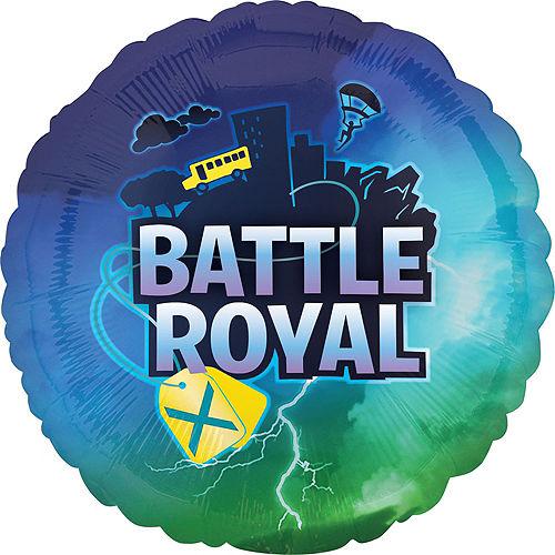 Battle Royal Deluxe Balloon Bouquet, 8pc Image #4