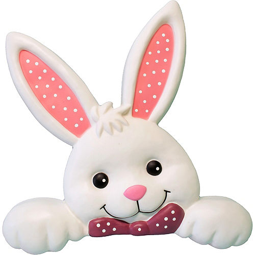 Easter Bunny Fence Topper Image #2