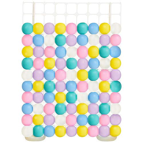Balloon Backdrop Grid, 4ft x 3ft Image #2