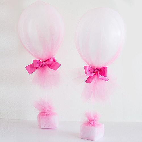 Multicolor Balloon Cups & Sticks, 8ct Image #7