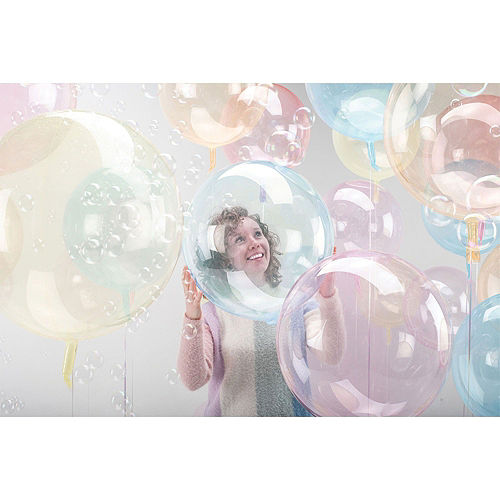 Baby Shark Deluxe Balloon Bouquet, 8pc Image #3