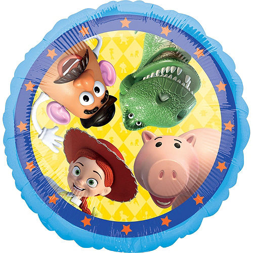 Toy Story 4 Deluxe Balloon Bouquet, 8pc Image #4