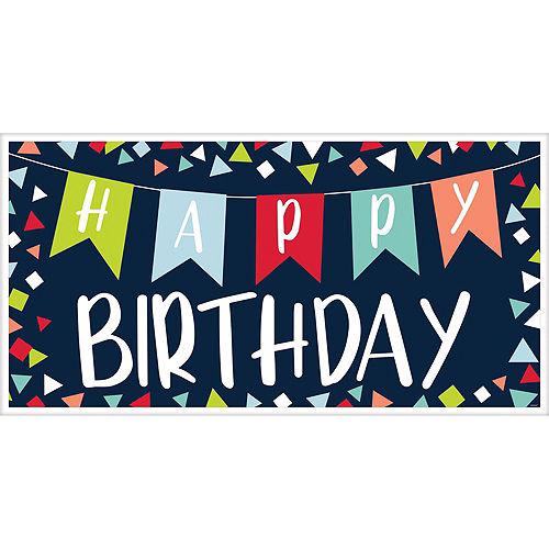 Reason to Celebrate Garage Birthday Party Decorating Kit Image #3