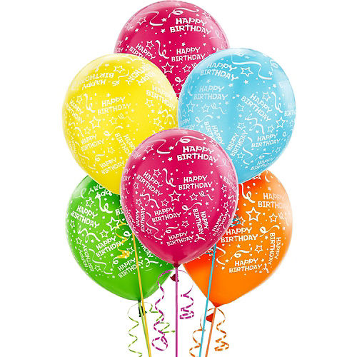 Rainbow Birthday Yard Decorating Kit Image #2
