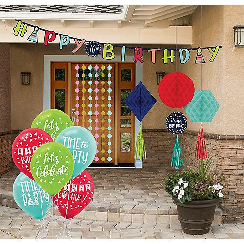 A Reason to Celebrate Yard Decorating Kit Image #1