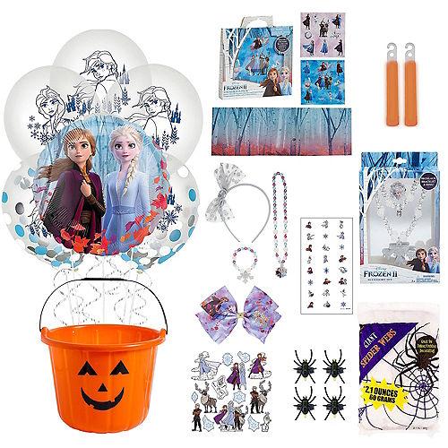 Super Frozen 2 Spooky Basket Kit Image #1