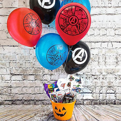 Super Avengers Spooky Basket Kit Image #1