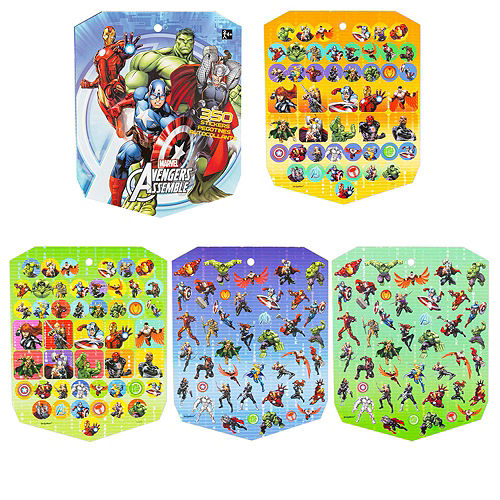 Super Avengers Spooky Basket Kit Image #5