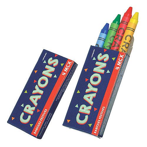 Crayon Boxes 12ct Image #1