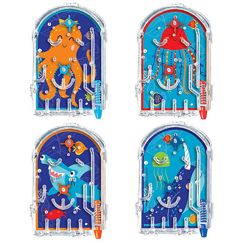 Under the Sea Pinball Games 12ct Image #1