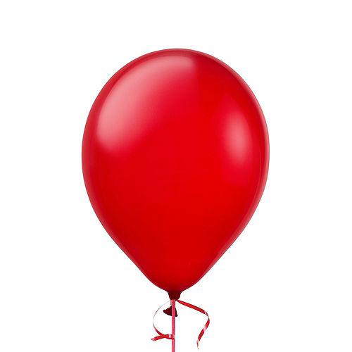 Prismatic 50th Birthday Balloon Bouquet, 17pc Image #3