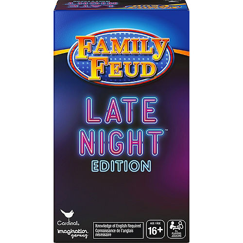 Family Feud Late Night Edition - Adult Quiz Game Image #1