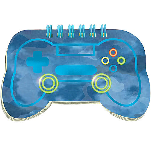 Game Controller Notebook Image #1