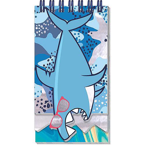 3-Tiered Shark Notebook Image #1