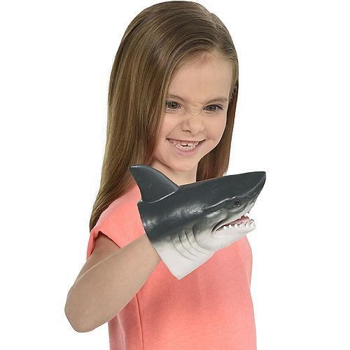Shark Hand Puppet Image #2