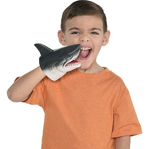 Shark Hand Puppet Image #3