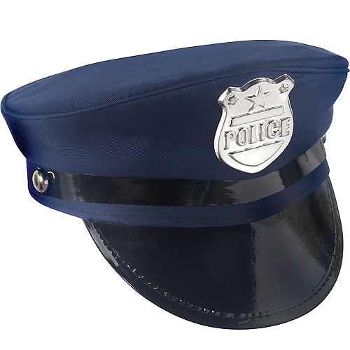 Police Hat for Kids - First Responders Image #1