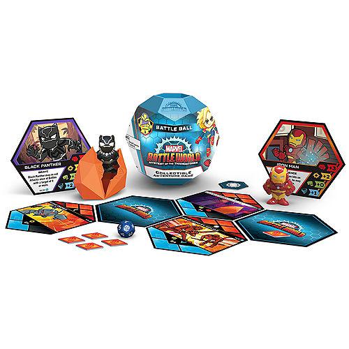 Funko Marvel Battleworld Battle Ball, Series 1 Image #2