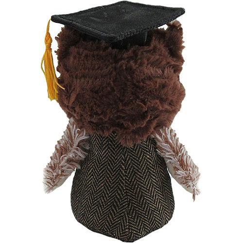 Brown Congrats Grad Owl Plush Image #5