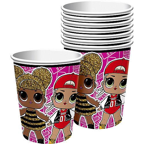L.O.L. Surprise! Together 4-Eva Paper Cups, 9oz, 8ct Image #1