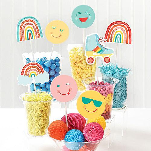 All Smiles Smiley Face Dessert Decorating Kit, 12pc Image #1