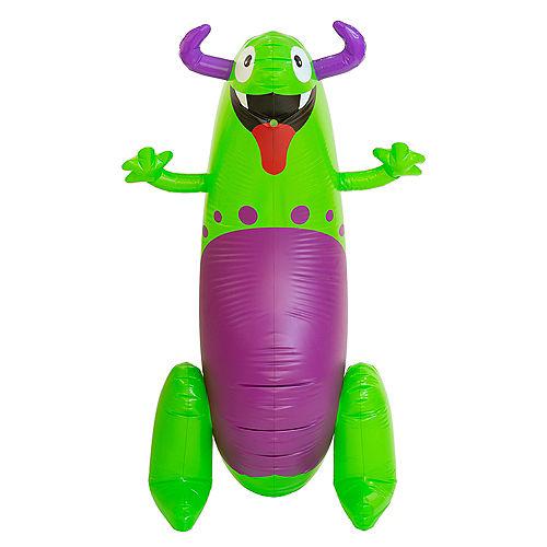 Inflatable Horned Monster Sprinkler, 41.7in x 65.4in Image #2