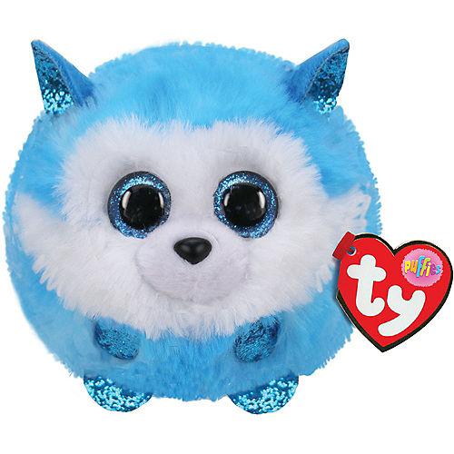 Prince Husky Plush - Ty Puffies Image #1