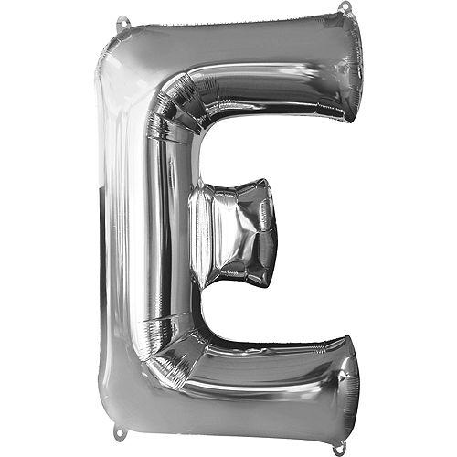 Silver Vote Balloon Phrase Banner Kit, 34in, 4pc Image #2