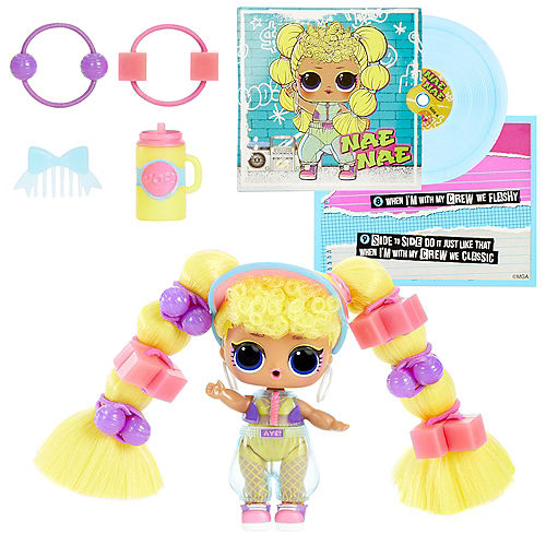 L.O.L. Surprise! Remix Hairflip Tots Mystery Pack Image #2