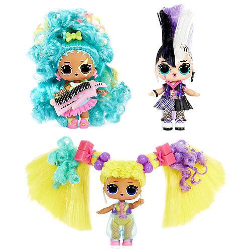 L.O.L. Surprise! Remix Hairflip Tots Mystery Pack Image #3