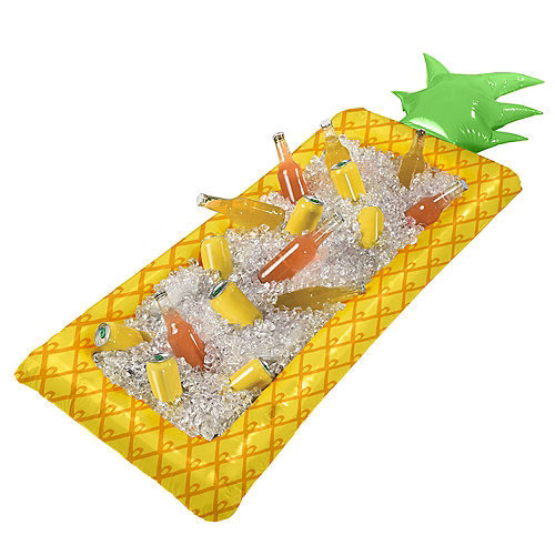 Inflatable Pineapple Buffet Cooler, 25.5in x 5.75ft Image #1
