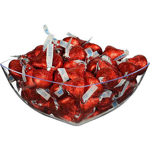 Red Milk Chocolate Hershey's Kisses, 16oz Image #2