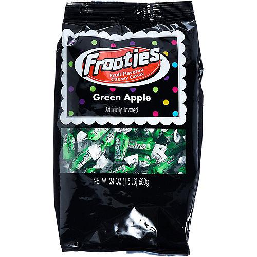 Green Tootsie Frootsies, 24oz - Green Apple Image #1