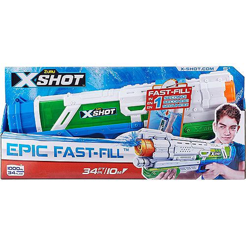 Zuru Z-Shot Fast Fill Water Blaster, 24oz, 30ft Range Image #1