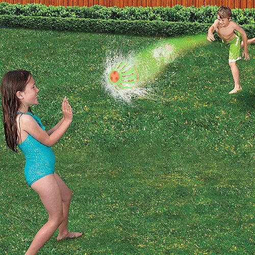 Aqua Splash Game Set, Includes Aqua Splash Ball, 50 Water Balloons, & Fill Nozzle Image #4