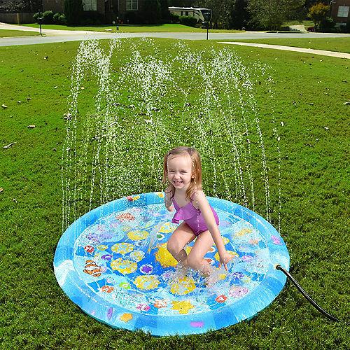 Splish Splash Learning Pad, 12ft Image #1