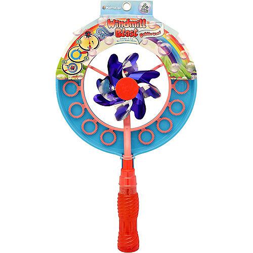 Windmill Handheld Bubble Blaster, 3oz Image #1