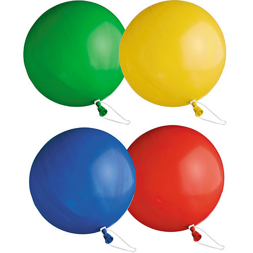 Bright Punch Balloons 16ct Image #1