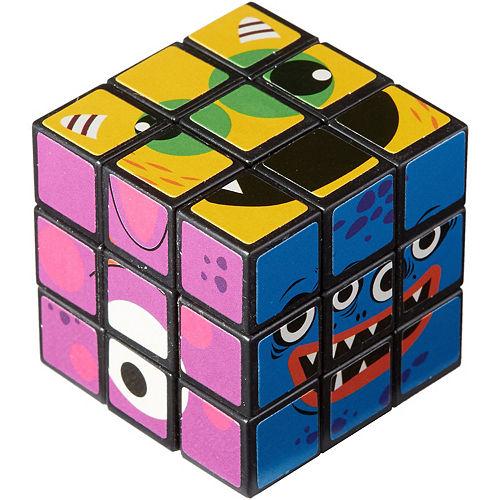 Monster Puzzle Cubes 12ct Image #1