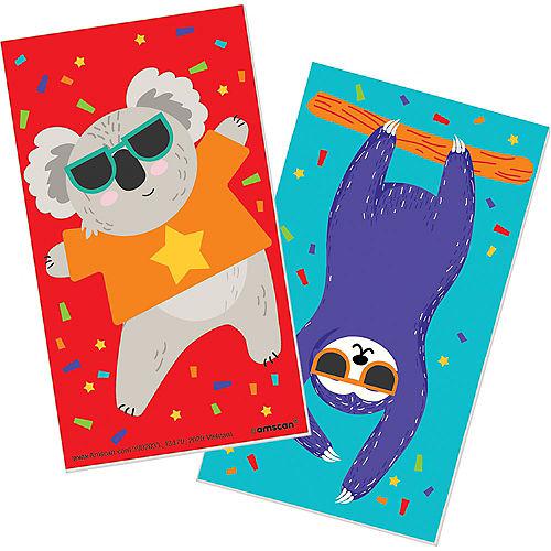 So Cool Sloth & Koala Notepads 24ct Image #1