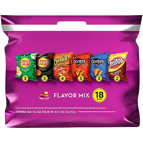 Frito-Lay Variety Pack Flavor Mix, 18ct Image #1