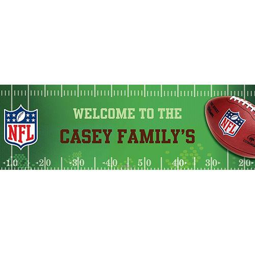Custom NFL Drive Horizontal Banner Image #1