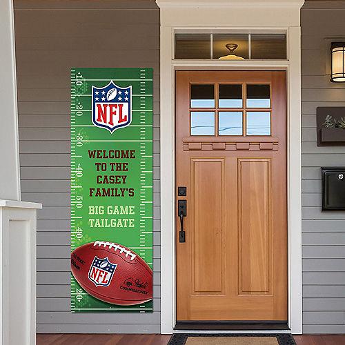 Custom NFL Drive Vertical Banner Image #1