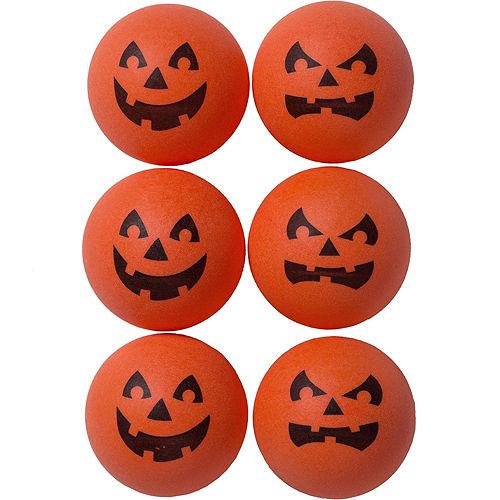 Jack-o'-Lantern Halloween Pong Game Kit Image #3