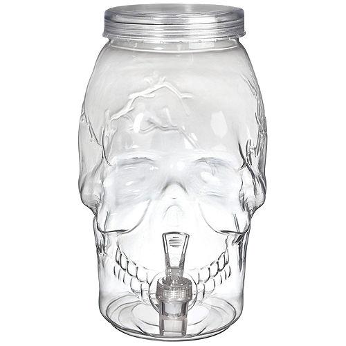 Skull Halloween Drink Dispenser Kit Image #3