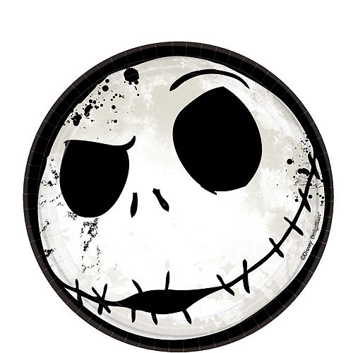 The Nightmare Before Christmas Tableware Kit for 8 Guests Image #2