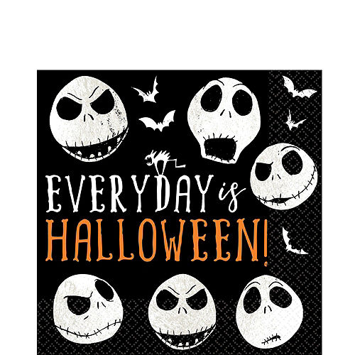 The Nightmare Before Christmas Tableware Kit for 8 Guests Image #5